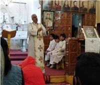 استمرار فعاليات مدارس الأحد بالكنائس الكاثوليكية