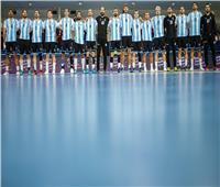 انطلاق مباراة الأرجنتين والكونغو في مونديال اليد