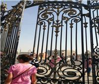 بعد تفكيكها لمرور موكب المومياوات.. أين ذهبت بوابة المتحف المصري بالتحرير؟
