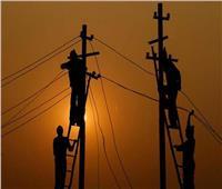 فصل الكهرباء بلوحة توزيع طنطا الجديدة صباح السبت