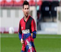 تغريم ميسي بسبب قميص مارادونا