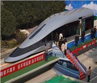 الصين تكشف عن قطار مغناطيسي يحلق بسرعة طائرة نفاثة | صور