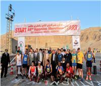 انطلاق فعاليات ماراثون مصر الدولي في دورته الـ28 بالأقصر