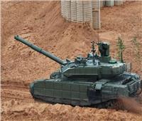 الجيش الروسي يختبر أحدث دبابات «T-90M»