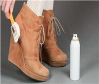 بـ«خطوات بسيطة».. طرق تنظيف الأحذية الشمواه