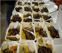 فيها حاجة حلوة.. «مطبخ كورونا» يقدم وجبات للمصابين بالفيروس «لحد البيت»| فيديو