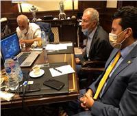 مونديال اليد| وزيرا الرياضة والصحة يعقدان اجتماعا مع رؤساء الوفود