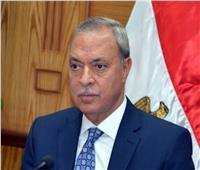 محافظ القليوبية يوجه بتجميل مدخل وميدان عبد المنعم رياض بكفر شكر