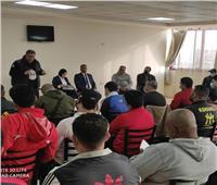 «صبيح»: نجحنا فى ضم 1000 مدرب للكيك بوكس فى مصر 