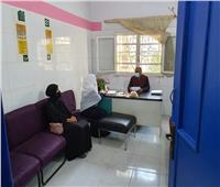 بدء أعمال عيادة مرضى الأورام بمستشفى سفاجا