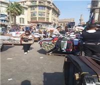 فيديو| «العتبة».. أكبر سوق تجاري للبضائع