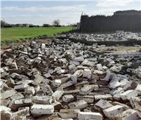 محافظ المنوفية: إزالة (12) حالة تعدي على الأراضي الزراعيةفي المهد | صور