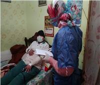 وكيل «صحة الغربية»: استمرار متابعة حالات العزل المنزلي يوميًا
