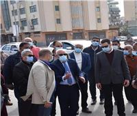 محافظ بورسعيد يفتتح تطوير 1340 وحدة سكنية
