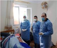 صحة البحيرة:90 فريقًا طبيًا و20 عيادة متنقلة لمتابعة مرضى العزل المنزلي
