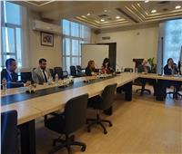 «غرفة الإسكندرية» تستضيف جمعية رجال الأعمال الأفارقة