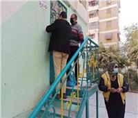تشميع 3 « سناتر دروس خصوصية» ببورسعيد