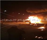 كواليس حادث راح ضحيته منتج و3 آخرين بمحور 26 يوليو