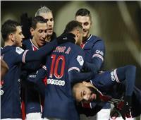 «سان جيرمان» يفوز بصعوبة على «أنجيه» ويتصدر الدوري الفرنسي