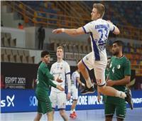 مونديال اليد| «أريسون».. رجل مباراة «أيسلندا والجزائر»