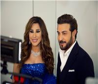 نجوى كرم تتألق مع ماجد المهندس في «ليالي دبي للتسوق»| صور