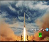 فيديو جديد لإطلاق إيران صواريخ باليستية تصيب هدفا في المحيط الهندي