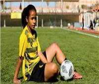 «مروة طلعت».. لاعبة كرة قدم تتحدى التنمر| فيديو