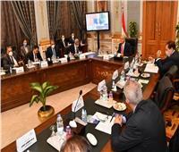 جبالى يعلن ممثلى الهيئات البرلمانية لأحزاب العدل والتجمع والنور