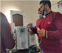تماثل ٧ حالات للشفاء من فيروس كورونا في مستشفيات سيناء