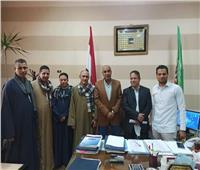 رئيس مدينة الشهداء: توثيق تطوير 27 قرية ضمن مبادرة «حياة كريمة»