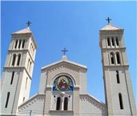 الكنائس تصلي قداس عيد الغطاس بدون حضور شعب