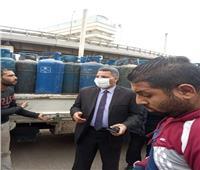 تحرير 49 مخالفة عدم ارتداء الكمامة وضبط 124 شيشة بالسيدة زينب