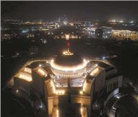 مجلس النواب الجديد.. أيقونة العاصمة الإدارية