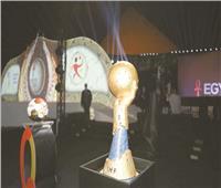 مصر مرشحة للفوز بكأس العالم