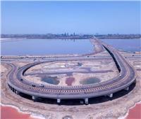 ميناء الإسكندرية يكذب الإخوان: انهيار كوبري الدخيلة شائعة مغرضة| صور
