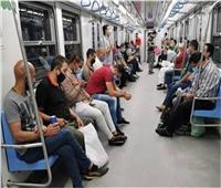400 محضر يومي.. «اذاعة المترو» تناشد الركاب بارتداء الكمامات