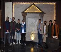 الهجرة تنظم زيارة لجامعة الجلالة لوفد من الدارسين المصريين بأوكرانيا
