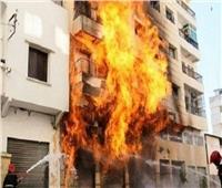 إخماد حريق بوحدة سكنية في المنيا دون إصابات