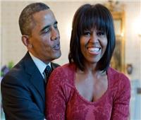 «أوباما» يحتفل بعيد ميلاد «ميشيل» الـ57 برسالة حب | صور