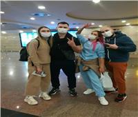 مدونون من أوكرانيا في زيارة تعريفية إلى مصر تنشيطا للسياحة