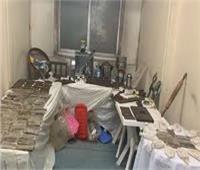 تجديد حبس المتهمين بإدارة مصنع لإنتاج الحشيش بالهرم