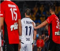 مونديال اليد| بث مباشر لمباراة مصر والسويد