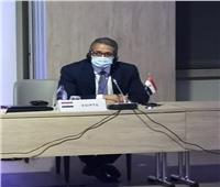 «العناني» يشارك في لجنة الأزمات بمنظمة السياحة العالمية بمدريد