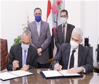 بروتوكول تعاون بين جامعة طنطا والمركز القومي للبحوث