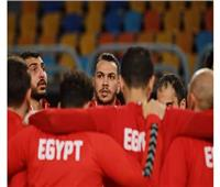 أول 15 دقيقة.. منتخب مصر لليد يتقدم على السويد