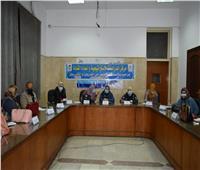جامعة المنوفية تنظم دورات حول إدارة الأزمات ومهارات التخطيط