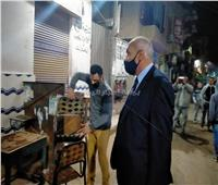 إغلاق 3 مقاهى بالبر الغربى في الأقصر ومصادرة 8 شيش.. صور