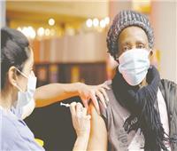 تطعيم 140 شخصاً كل دقيقة ضد كورونا في بريطانيا