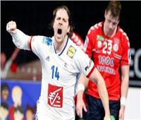 فرنسا تقهر سويسرا بنتيجة 25-24.. مونديال اليد