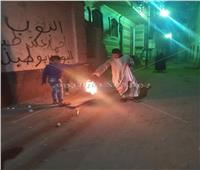 بأغاني تراثية ومشاركة المسلمين.. صعايدة يحتفلون بعيد الغطاس.. صور